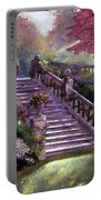 Stairway To My Heart Portable Battery Charger