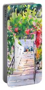 Stairway To Paradise Portable Battery Charger