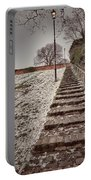 Stairway To Spring Portable Battery Charger
