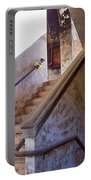 Stairway To Yesterday Portable Battery Charger