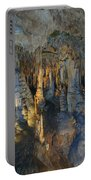 Stalactite Artistry Portable Battery Charger