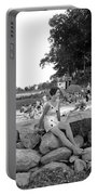 Stamford Shorewood Beach Club Portable Battery Charger