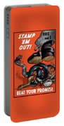 Stamp Em Out - Beat Your Promise Portable Battery Charger