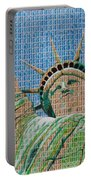 Stampue Of Liberty Portable Battery Charger