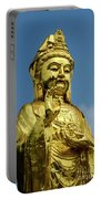 Standing Budda Portable Battery Charger