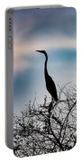 Standing High - Silhouette Portable Battery Charger