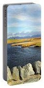 Standing On The Bridge Portable Battery Charger