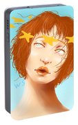 Star Eyed Portable Battery Charger