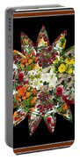Star Flower Bouquet Creation By Navinjoshi At Fineartamerica.om Graphics Art   Elegant Interior Deco Portable Battery Charger