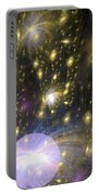 Star Particles Portable Battery Charger