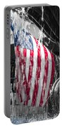 Star Spangled Splash  Portable Battery Charger