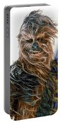 Star Wars Chewbacca Collection Portable Battery Charger