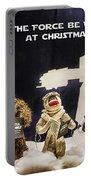 Star Wars Christmas Card Portable Battery Charger