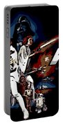 Star Wars Movie Poster Portable Battery Charger
