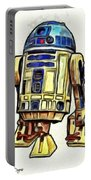 Star Wars R2d2 Droid - Da Portable Battery Charger