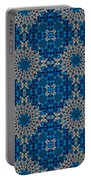 Stardrop Diamond Blue Portable Battery Charger