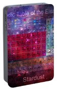 Stardust Periodic Table Portable Battery Charger
