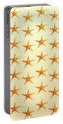 Starfish Pattern. Portable Battery Charger