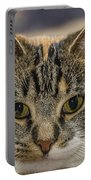 Staring Contest Portable Battery Charger