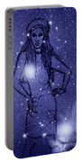 Starlight Of Space And Time 2 Portable Battery Charger