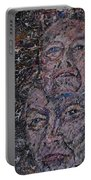 starr man David Bowie Portable Battery Charger