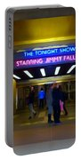 Starring Jimmy Fallon Portable Battery Charger