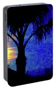 Starry Night At Casapaz Portable Battery Charger