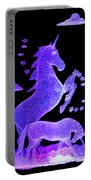 Starry Unicorns Portable Battery Charger