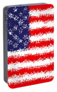 Stars And Stars And Stripes Portable Battery Charger