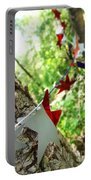 Stars Around Tree 2 Portable Battery Charger