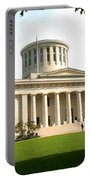 State Capitol Of Ohio Portable Battery Charger