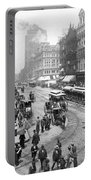 State Street - Chicago Illinois - C 1893 Portable Battery Charger