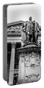 Statue Of King Edward Vii Portable Battery Charger
