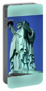 Statue Of Liberty 10 Portable Battery Charger