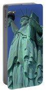 Statue Of Liberty 12 Portable Battery Charger