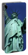 Statue Of Liberty 13 Portable Battery Charger