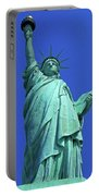Statue Of Liberty 17 Portable Battery Charger