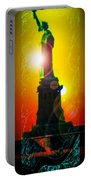 Statue Of Liberty 7 Portable Battery Charger