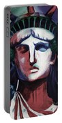 Statue Of Liberty Hb5t Portable Battery Charger