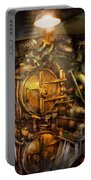 Steampunk - Naval - The Torpedo Room Portable Battery Charger
