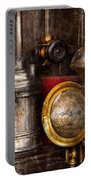 Steampunk - Needs Oil Portable Battery Charger