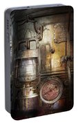 Steampunk - Silent Into The Night Portable Battery Charger