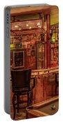 Steampunk Speakeasy Mancave Bar Art Portable Battery Charger
