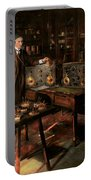 Steampunk - The Time Traveler 1920 Portable Battery Charger