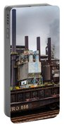 Steel Mill Portable Battery Charger