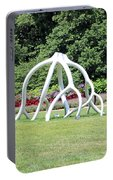 Steelroots Sculpture Portable Battery Charger