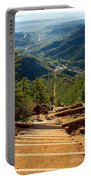 Steep Manitou Incline And Barr Trail Portable Battery Charger