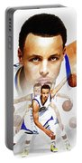 Steph Curry 2017 Profile Portable Battery Charger