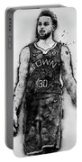 Steph Curry, Golden State Warriors - 18 Portable Battery Charger
