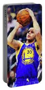 Steph Curry, Golden State Warriors - 19 Portable Battery Charger
